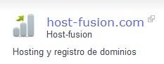 Ranking host-fusion alexa