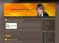 Plantilla Joomla 1.5 gratis | BrownGlace 1.0