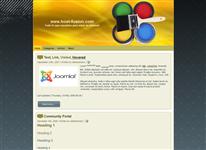 Plantilla Joomla Gratis | Pintor 1.0