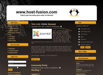 Plantilla Joomla Gratis | Linux Joomla 1.5
