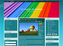 PLANTILLA JOOMLA 1.5 GRATIS | MUNDO DE COLORES 1.5