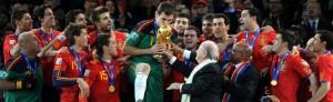 España Campeon del Mundial de Futbol Sudáfrica 2010