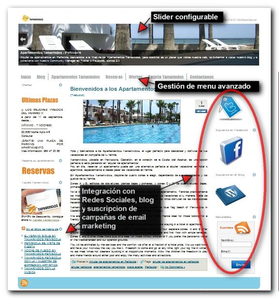Tamarindos.net nueva web
