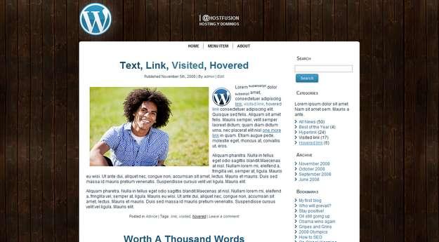 BeShopping 2.0 nueva plantilla para wordpress