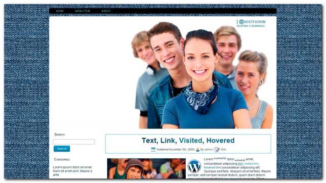 Tienda Online WordPress Plantilla wordpress