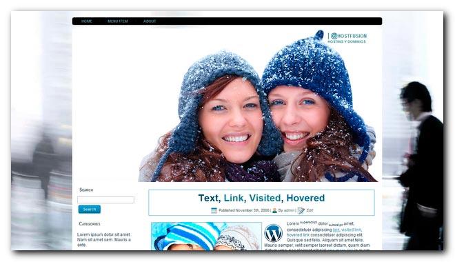 winter shop 2.0 para wordpress