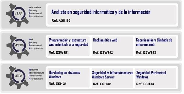 cursos analistas en seguridad informatica