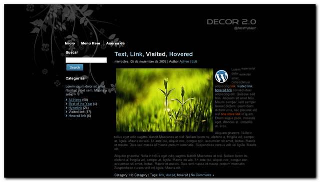 Decor 2.0 theme premium WordPress