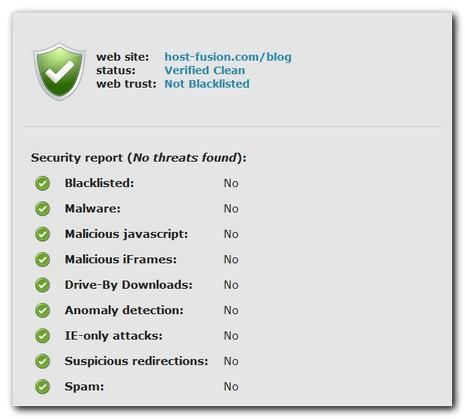 Blog seguro