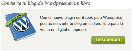 Crea un libro de tus post en WordPress