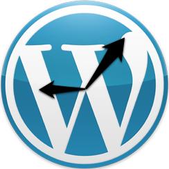 Ajustar Cambio de hora en WordPress
