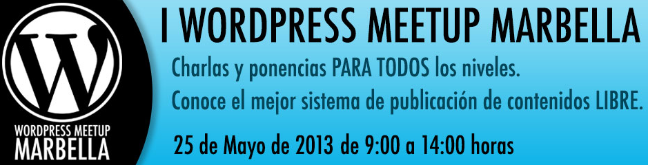 1 WordPress Meetup Marbella