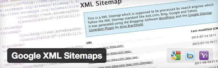 Google XML Sitemaps para WordPress
