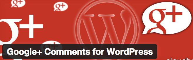 Insertar comentarios de Google+