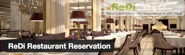 Sistema de reservas para restaurantes con WordPress