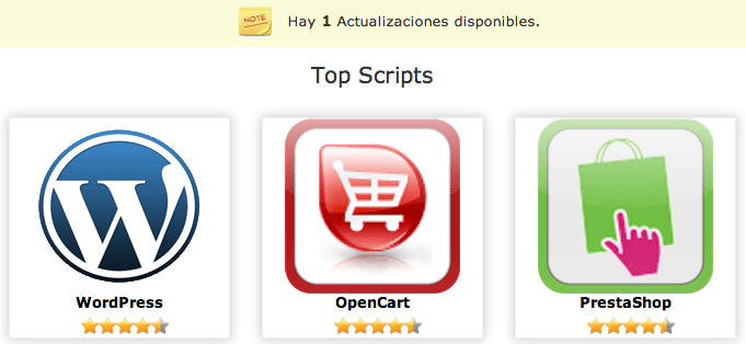 Actualizar WordPress 3.7