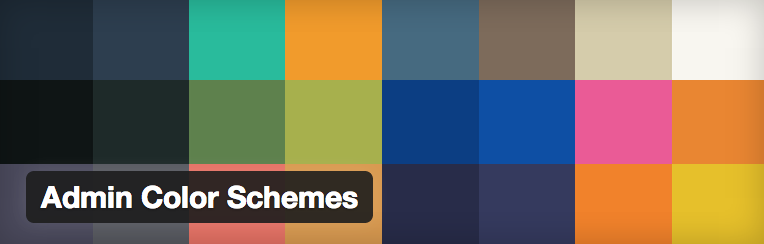 Esquemas de colores para WordPress 3.8