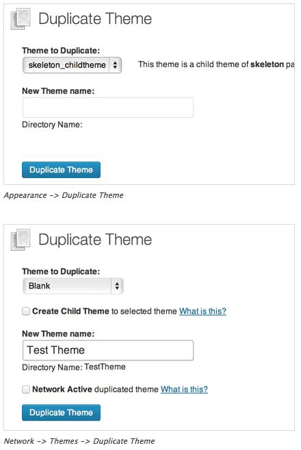 duplicar o crear un child theme