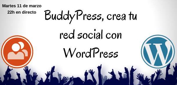 Hangout BuddyPress