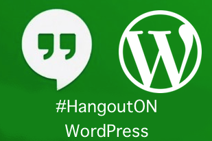 Programas HangoutON WordPress