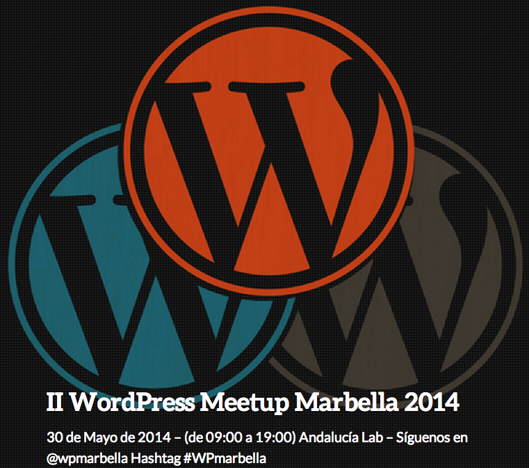 II WordPress Meetup Marbella 2014