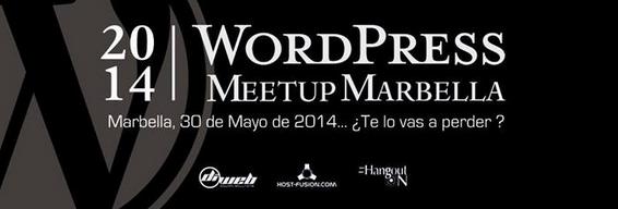 WordPress Meetup Marbella 2014