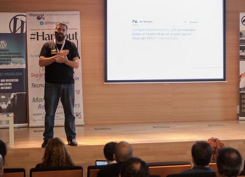 WordPress y SEO con Fernando Muñoz