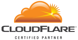 Partner oficial Cloudflare