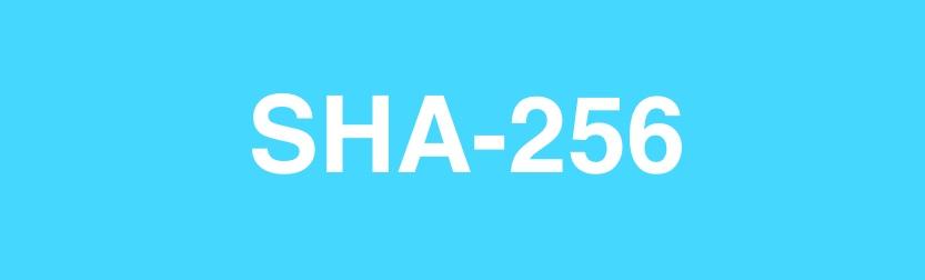 sha256