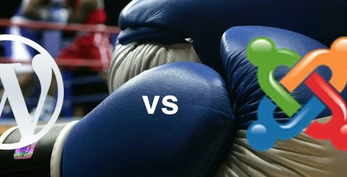 WordPress vs Joomla Host-Fusion