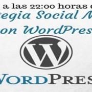 estrategia social media con WordPress
