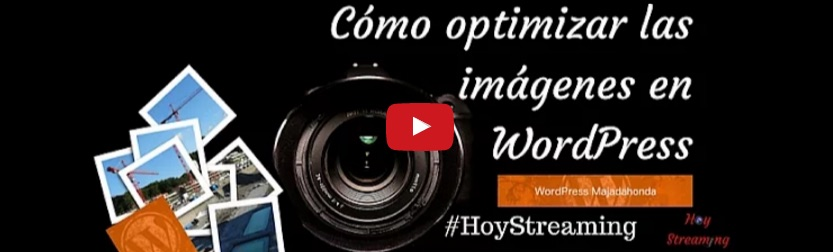 Optimizar imágenes para WordPress