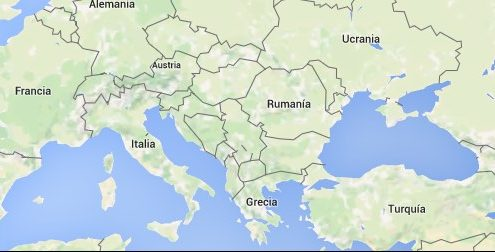 Error google map api