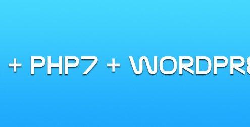 Como instalar WordPress con SSL y PHP 7 desde cero