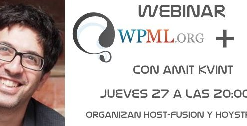 Webinar WordPress, WPML + WooCommerce