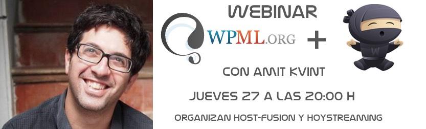 Webinar WordPress, WPML + WooCommerce