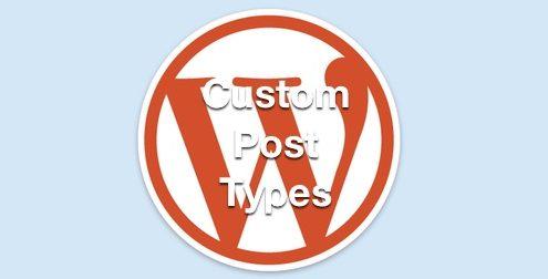 WordPress Majadahonda Custom Post Types