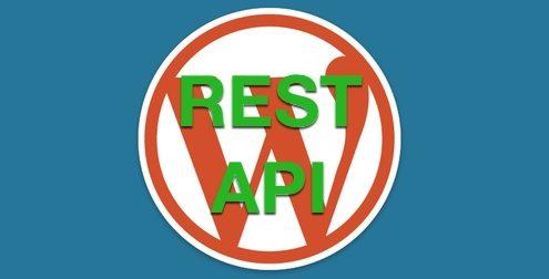 WordPress 4.7.2 REST API