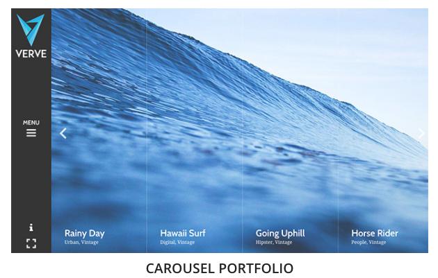 Demo Carousel portfolio