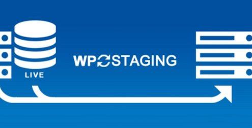 Como staging de WordPress, wpstaging