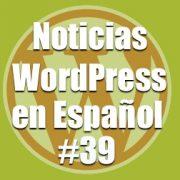 Noticias WordPress en Español, programa 39, buddypress