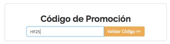 25% descuento hosting WordPress