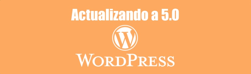Actualizando a WordPress 5.0 paso a paso, video