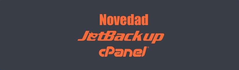 Gestiona tu backups con Jetbackup, @hostfusion