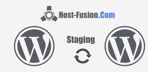 Como hacer staging de WordPress en Host-Fusion.com
