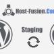Como hacer staging de WordPress en Host-Fusion.com