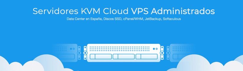 Servidores KVM, potentes y rápidos