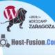 Host-Fusion patrocinador oficial de la WordCamp Zaragoza 2020 #WCZGZ