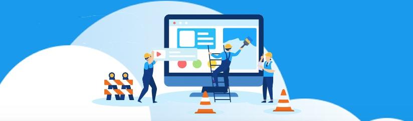 Los mejores constructores visuales para WordPress por @hostfusion