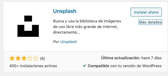 Unsplash, Busca y usa la biblioteca de imágenes de uso libre más grande de Internet, directamente…